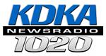 KDKA NewsRadio 1020 Pittsburgh Logo